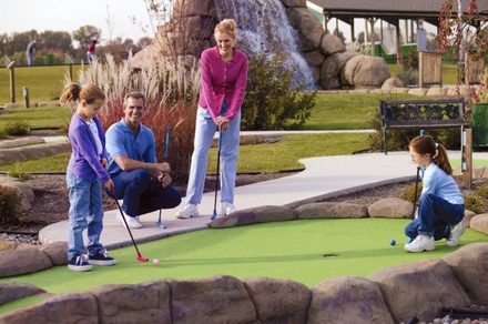 Pebble Ridge Adventure Golf
