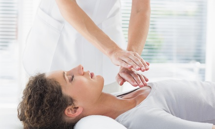 One or Two 60-Minute Reiki Sessions at The Etheric Center (Up to 66% Off)