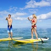 Up to 73% Off from Paddle Board To Go Miami