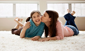 New Life Carpet Cleaning: Carpet Cleaning for Two or Four Rooms from New Life Carpet Cleaning (Up to 51% Off). Three Options Available.