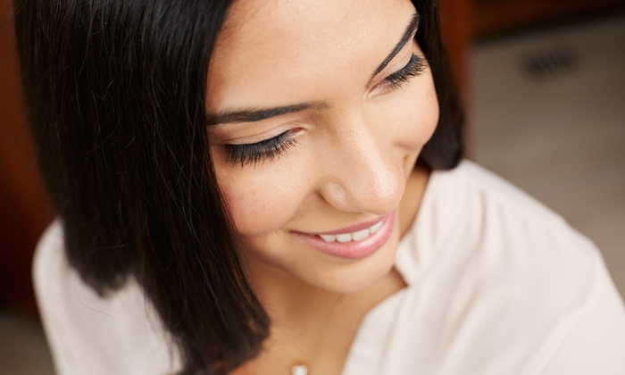 Studio Within Salon/Spa - Lakeview: Partial or Full Set of Novalash Eyelash Extensions with One Fill at Studio Within Salon/Spa (Up to 53% Off)