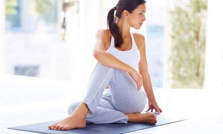 Yoga or Barre Classes at Spark Barre Pilates & Yoga (Up to 61% Off)