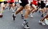 Athena Relay Races - Bloomington Monroe County Convention Center: One-Day Relay Race Entry for a Team of 2, 3, 4, 5, 6, 7, or 8 from Athena Relay Races (Up to 56% Off)