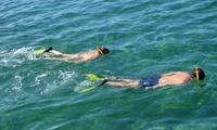 Snorkel para una o dos personas o pack multiaventuras para uno, dos o cuatro desde 19,95 € en Excursiones y Aventuras