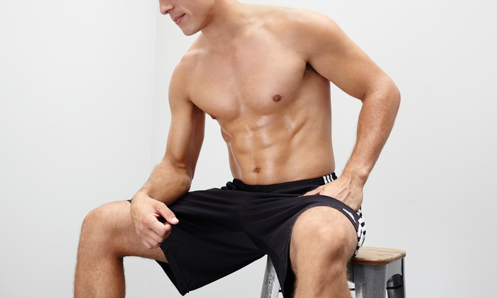 Modern Male - Modern Male: $99 for a One-Year Unlimited Tanning Membership in a Stand-Up Bed at Modern Male($480 Value)