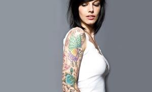 Compagnia Degli Inchiostri Tattoo Studio: Buono sconto fino a un valore di 230 € per un tatuaggio di diverse dimensioni