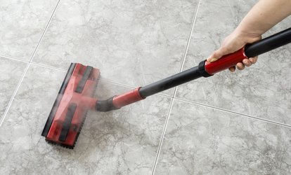 image for <strong>Tile</strong>, Sofa, or Rug <strong>Cleaning</strong> from NYC Steam (Up to 84% Off)
