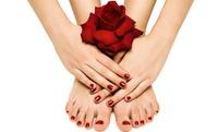 Pose de vernis semi permanent mains ouet pieds dès 14,90 € chez Gillian Esthetic