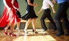Up to 65% Off Salsa Classes at World Dance Co.