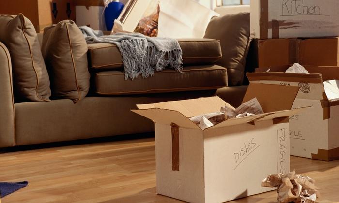 Hashmove - San Francisco: $25 for $50 Worth of Moving Services — HashMove