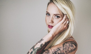 Applause Natural Tattoo Removal: 3 Tattoo-Removal Sessions on an Area Up to 1, 3, or 4 Sq. In. at Applause Natural Tattoo Removal (Up to 52% Off)