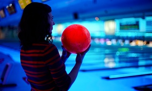 Oak Forest Bowl: $24 for Two Hours of Bowling and Shoe Rental for Up to Six at Oak Forest Bowl ($62.50 Value)