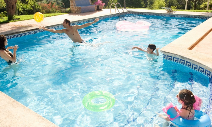 Little Bird Pool Services - Fort Lauderdale: Four Weekly Full-Service Pool Cleanings at Little Bird Pool Services (56% Off)