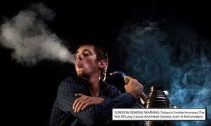 Hookah2Nite: Single-Hose Hookahs, Disposable Hoses, and One Hour of Pool or Snooker for Two or Four at Hookah2Nite (56% Off)