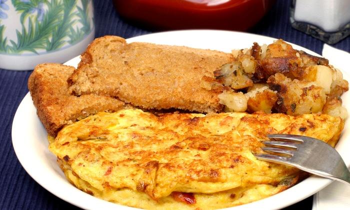 Cope's Knotty Pine Cafe - Bakersfield: Breakfast or Lunch at Cope's Knotty Pine Cafe (40% Off)