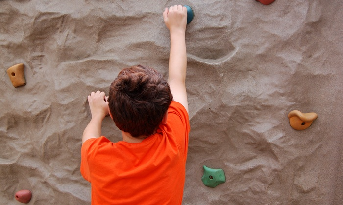Spirals Gym & Ed-Venture Kids Center - Spirals Gym & Ed-Venture Kids Center: Five-Day Spring Break Camp for One or Two Children at Spirals Gym & Ed-Venture Kids Center (Up to 58% Off)