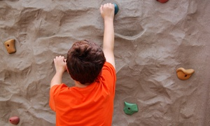 Spirals Gym & Ed-Venture Kids Center: Five-Day Spring Break Camp for One or Two Children at Spirals Gym & Ed-Venture Kids Center (Up to 58% Off)