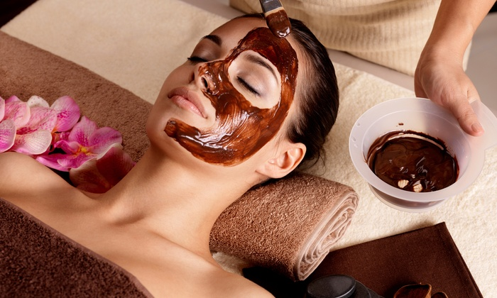 Serene Skin & Body - Midtown: Mint-Chocolate Massage, Chocolate-Strawberry Facial, or Chocolate Pedicure at Serene Skin & Body (48% Off)