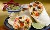 Baja Fresh - Multiple Locations: Fresh Mexican Cuisine at Baja Fresh (40% Off). Eight Options Available.