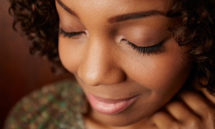 Eyelash Extensions, Makeup Application, or Both at Blackfriars Salon & Spa (Up to 66% Off)