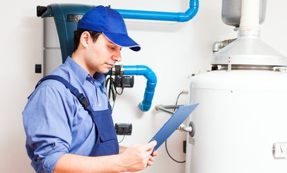image for Full Boiler Service from Soper Plumbing and Heating (62% Off)