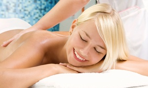 iSpa: Sea Salt Mani-Pedi Packages with Massages at iSpa (Up to 49% Off). Two Options Available.