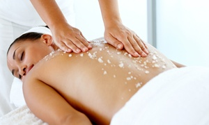Alora Ambiance Spa: Spa Packages with Massages, Facials, and Scrubs at Alora Ambiance Spa (Up to 61% Off). Three Options Available.