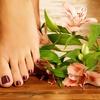Fußpflege inkl. Shellack