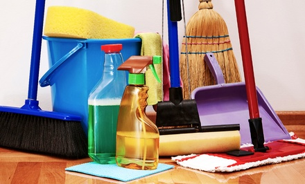 Two Hours of Cleaning Services from Just One Touch Cleaning (60% Off)