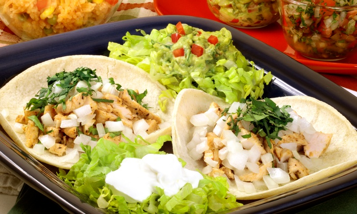 Habaneros - Habaneros: Guacamole and Mexican Entrees for Two or Four at Habaneros (48% Off)