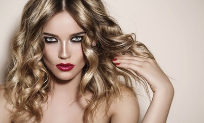 Cut and Blow-Dry with Conditioning Treatment, Colour or Highlights at Amadeus Hair (Up to 60% Off)