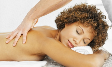 One Massage or Holistic-Therapy Session at The Center for Massage & Holistic Therapy (Up to 53% Off)