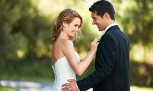 Attitudes Photography: Photography: 3-Hr Engagement ($299); 6- ($699) or 12-Hr Wedding ($999) with Attitudes Photography (Up to $1,999 Value*)