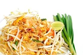 Suki Time Thai Kitchen: 60% off at Suki Time Thai Kitchen