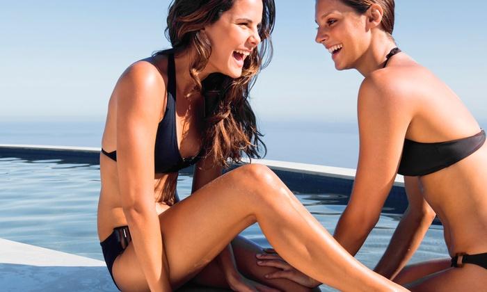 Healthy Beautiful Skin and Tan - Huntington Beach: One, Two, or Three Brazilian Waxing or Sugaring Treatments at Healthy Beautiful Skin and Tan (Up to 55% Off)