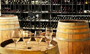 Tarpon Springs Castle Winery: Wine, Chocolate, & Cheese Package with Bottle of Wine at Tarpon Springs Castle Winery (Up to 60% Off)