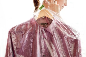 Valet Dry Cleaning to your Door: $23 for $46 Worth of Dry Cleaning from Valet Dry Cleaning to your Door