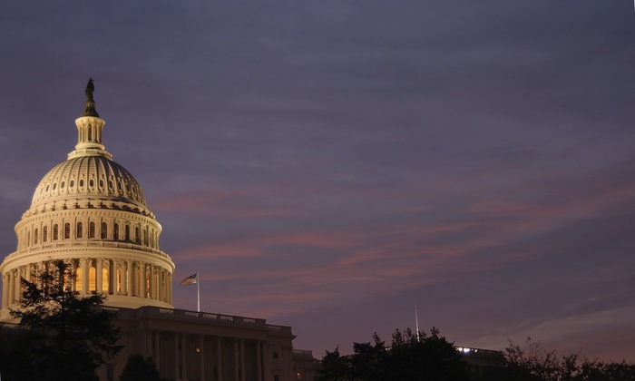 Loba Tours - Washington: Two Adult or Two Kids Tickets to the D.C. After Dark or D.C. Day Star Tour from Loba Tours (50% Off)