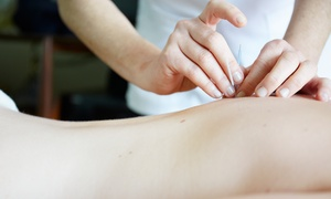 Advanced Acupuncture: One-Hour Consultation and Massage with Optional Acupuncture Session at Advanced Acupuncture (Up to 57% Off)