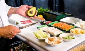 CHEF ALBERTO: Curso experto en cocina japonesa 100% práctico para uno o dos desde 16 € en Chef Alberto