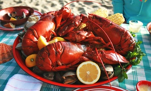 Tampa Bay Lobster Festival 2015: Tampa Bay Lobster Festival 2015 Admission for Two on August 15 and 16 (Up to 52% Off). Five Options Available.
