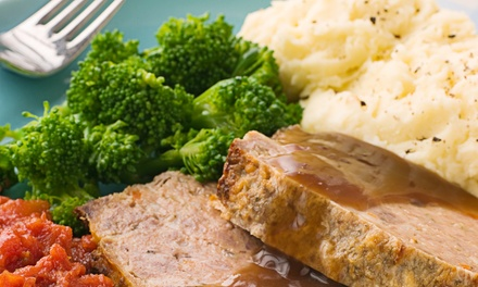 Comfort Fare at Our Families Country Cafe (Up to 45% Off). Two Options Available.