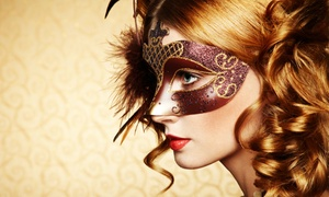 Halloween Events @ Navy Pier.: 1, 2, or 4 Tickets to the Haunted Halloween Ball and Saints & Sinners Halloween at Navy Pier (Up to 61% Off)