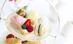 Doubletree Hilton Hotel Coventry: Spa Access and Fizzy Afternoon Tea for Two at Doubletree Hilton Hotel Coventry (50% Off)