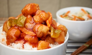 Hong Kong Gourmet: $12 for $20 Worth of Chinese Food — Hong Kong Gourmet