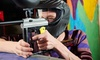 Up to 84% Off Paintball Package at Drop Zone Paintball Park