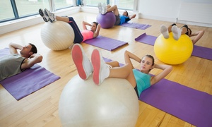 Five Fitness Classes At Amp Fitness (70% Off)