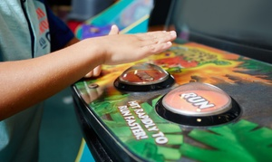 Play Kingdom: 30-Day Soft Play Pass for One or Two Children at Play Kingdom