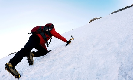 Four-Hour Ice-Climbing Class With a Guide and Gear for One or Two from Front Range Climbing Company (56% Off)