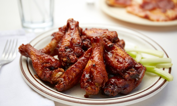 Wings On 111 - Spencer: American Food at Wings On 111 (Up to 40% Off). Two Options Available.